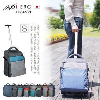 【MOIERG】Backpacker悠遊背包客3WAY隨身背包 S-7色可選(3WAY隨身背包)