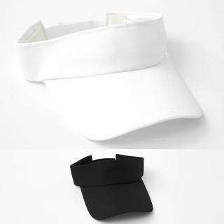 【玖飾時尚】黑白色網球帽/遮陽帽(帽子)