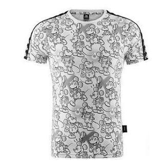 【KAPPA】迪士尼精典限量款短袖衫(白灰 303GHG0904*TSH182)