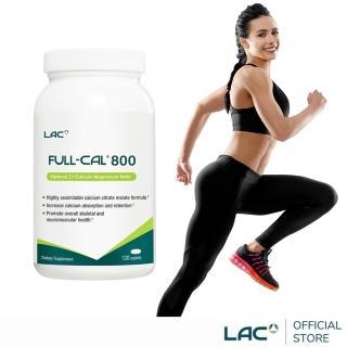 【GNC 健安喜】檸檬蘋果酸鈣800食品錠 240錠(維他命D/鈣/鎂/鉀)