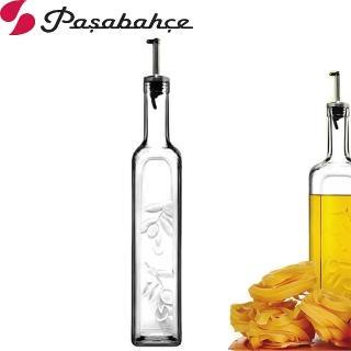 【Pasabahce】玻璃油醋調理瓶(500cc)