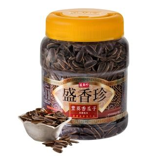 【盛香珍】豐葵香瓜子禮桶750g(焦糖風味)
