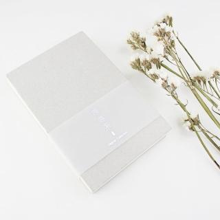【Conifer 綠的事務】50K 原感系鋼筆用空白筆記(鋼筆專用  萬用手冊  手札  手帳  筆記本)