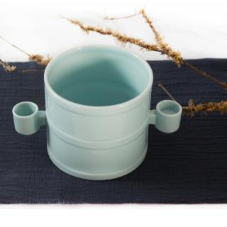 【TALES 神話言】國寶雅翫-嘉量成器 青瓷(文創 禮品 禮物 收藏)