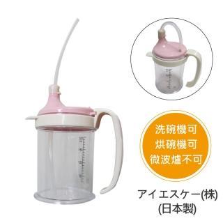 【感恩使者】吸食輔助瓶 E0266-吸管先生(吸水、飲料、流質食物-日本製)