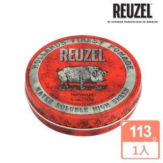 【REUZEL】Red Pomade 紅豬中強水性髮油(113g)