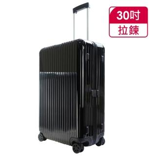 【Rimowa】ESSENTIAL Check-In L 30吋旅行箱(亮黑)