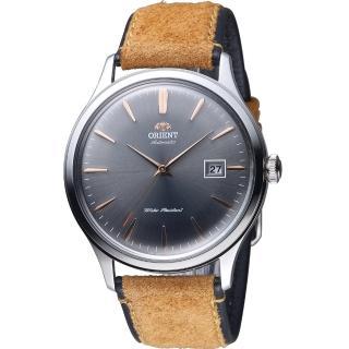 【ORIENT 東方錶】DATEⅡ 大錶徑復刻機械錶(FAC08003A)