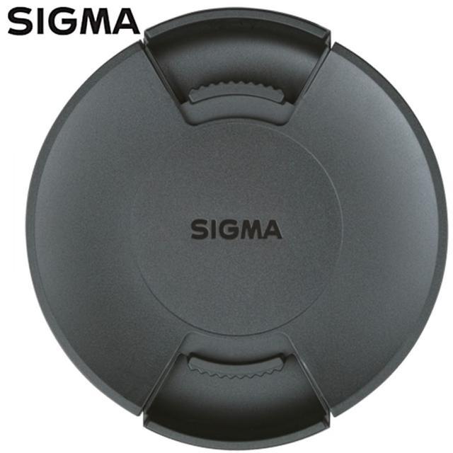 【Sigma】適馬62mm鏡頭蓋LCF-62