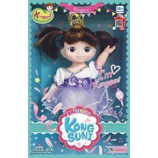 【KONGSUNI】小荳娃娃 娃娃 芭蕾舞者(女孩 家家酒)