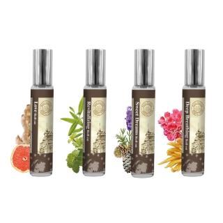 【Paris fragrance 巴黎香氛】森呼吸滾珠精油系列10ml(4選1)
