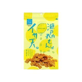 【MARUKA】瀨戶內檸檬口味魷魚天婦羅餅乾 80g