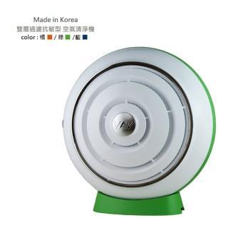 小韓寶4.0 韓國 空氣清淨器 雙層過濾 雙層小漢堡 PM2.5 全吸附