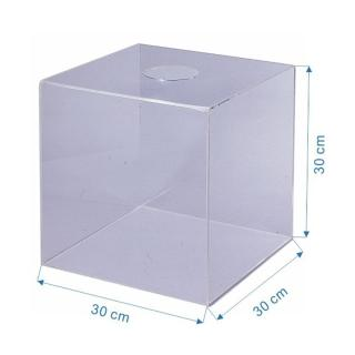 【LIFE錸福】1191 中 模彩箱 30x30x30cm(1191 中 模彩箱 30x30x30cm)