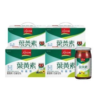【天地合補】葉黃素功能飲60ml×18入×4盒(多元保健多重保養)