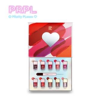 風靡全球PRPL柔霧奶油唇霜彩妝限定禮盒