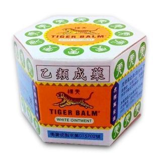 【虎標】萬金油 白 軟膏 10g(乙類成藥)