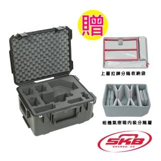 【SKB Cases】攝影機滾輪拉柄氣密箱(Sony -F5系列)3i-201510F5