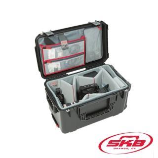 【SKB Cases】攝影機滾輪拉柄氣密箱 3I-2213-12DL