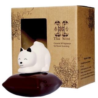【Thai Scent 泰香】可可狗擴香精禮盒(3款香氣任選)
