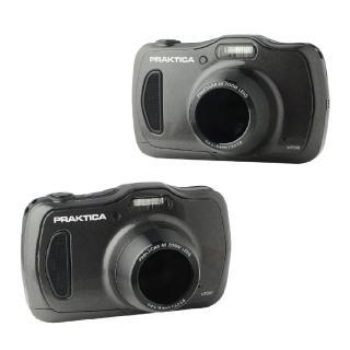 【德國柏卡】PRAKTICA WP240 防震防塵全能防水相機(曜石黑特仕款)