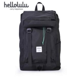 【hellolulu】Gabi 多用途後背包-黑(50115-02)