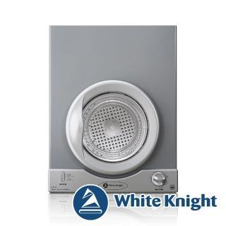 【White Knight】4kg 滾筒式乾衣機 銀色(架上型 400ASI)
