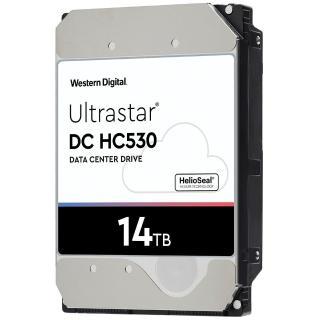 【Western Digital】Ultrastar DC HC530 14TB 3.5吋企業級硬碟(WUH721414ALE6L4)