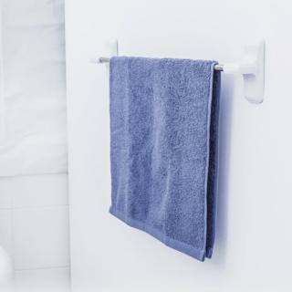 【3M】無痕防水收納-浴室毛巾架