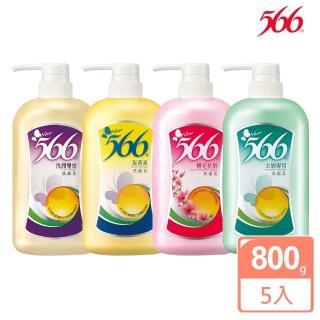 【566】經典洗髮乳800g 任選5入組(去屑專用/洗潤雙效/蛋黃素)