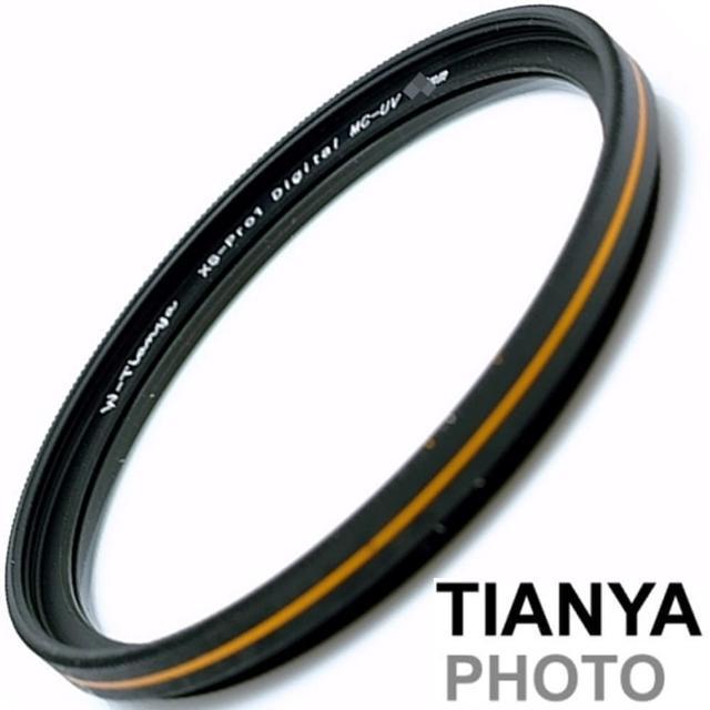 【Tianya天涯】金邊薄框18層多層鍍膜MC-UV濾鏡37mm保護鏡37mm濾鏡T18P37G(鏡頭保護鏡