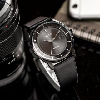 【CITIZEN 星辰】Eco-Drive 簡約質感光動能腕錶(BM7405-19E)