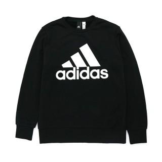 【adidas 愛迪達】男女款 連帽上衣 帽T 大學T 黑色(S97081&CD6275&DH9018)