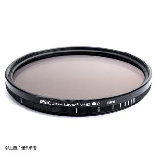 【STC】VARIABLE ND2-1024 FILTER 可調式減光鏡(62mm)