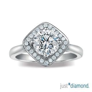 【Just Diamond】Precious系列 18K金 GIA 0.31克拉鑽石戒指