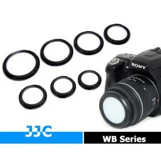 【JJC】白平衡鏡頭蓋WB-52(白平衡鏡蓋 白平衡片 白平衡板)
