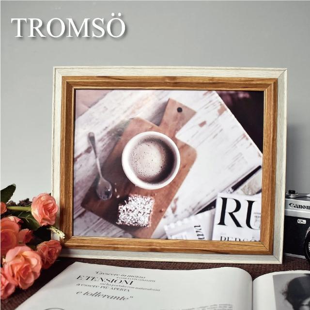 【TROMSO】巴黎撞色木紋8x10相框-原木(相框單框壁飾相框)/