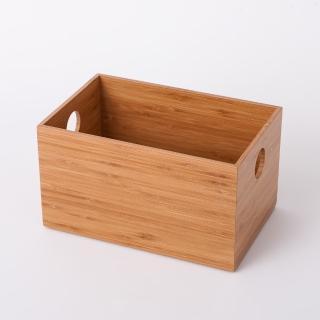 【生活工場】【女神節推薦】竹意萬用收納盒 小