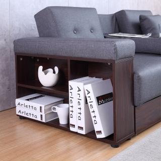 【多瓦娜】佛萊迪機能型收納沙發床/二色