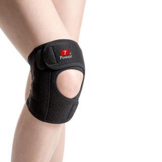 【7Power】醫療級專業護膝x2入超值組(5顆磁石)