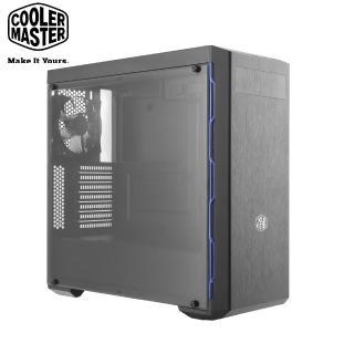 【CoolerMaster】Cooler Master MasterBox MB600L 機殼-藍(MB600L)