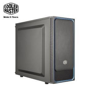 【CoolerMaster】MasterBox E500L 機殼-藍色(E500L)