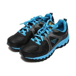 【JUMP】男_793慢跑鞋_黑藍