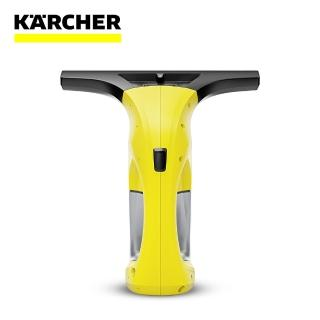 【KARCHER 凱馳】玻璃吸水機 Karcher WV50 德國凱馳台灣公司貨