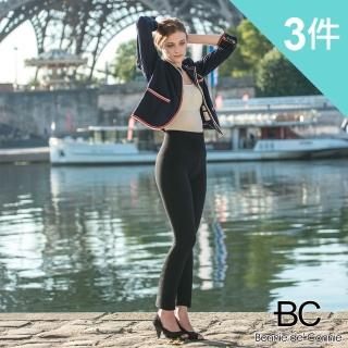 【法國BC】胡小禎代言-遠紅外線燃鍺激瘦褲(三件組)