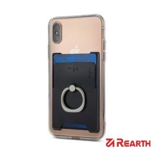 【Rearth】多功能手機指環卡片夾(Ringke)