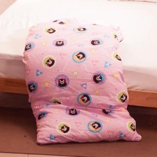 【Carolan】熊本熊-粉 幼教兒童睡袋