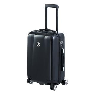 【Bentley 賓利】PC+ABS 蜂巢紋拉鍊款輕量行李箱(登機箱-20吋)
