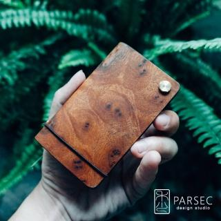 【PARSEC】樹革花樟旋轉卡套