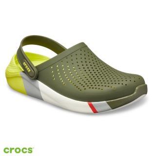 【Crocs】中性鞋 LiteRide克駱格(205627-37P)